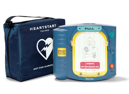 Philips HeartStart OnSite AED Trainer & Remote Control