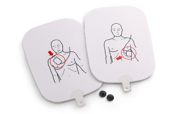 Prestan AED Adult Training Pads - 1 Set