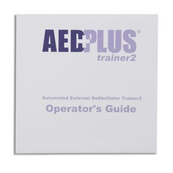ZOLL AED Trainer Operator Guide Replacement Manual