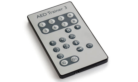Philips HeartStart FR3 AED Trainer Remote Control