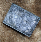 Shades of Gray #2 - Slim Bifold Wallet