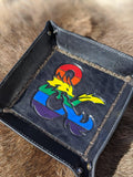 DnD Pride Dragon Dice Tray