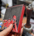 One of a Kind Sexy Deadpool Leather Wallet