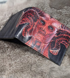 All Hail the Queen: Hand Painted Lilith Bi-fold
