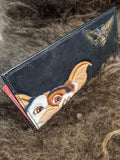 Handmade One of a Kind Gremlins Long Wallet