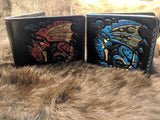 Choose Your Monster! Custom Build Monster Hunter Leather Wallet