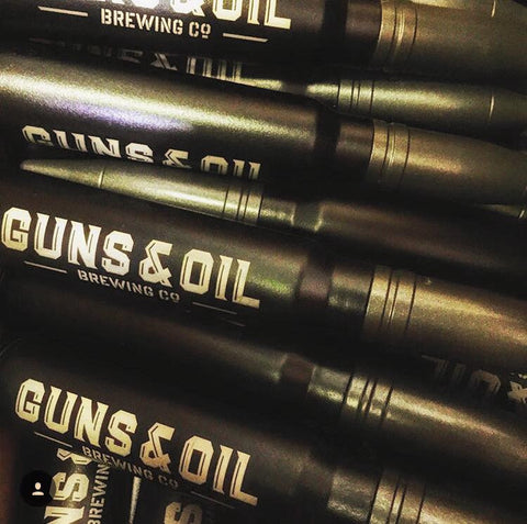 30mm Guns & Oil Tap Handle