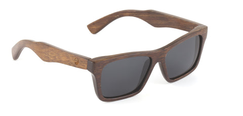 Panda Kennedy Brown Sunglasses