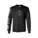 James K x Kro Records Long Sleeve