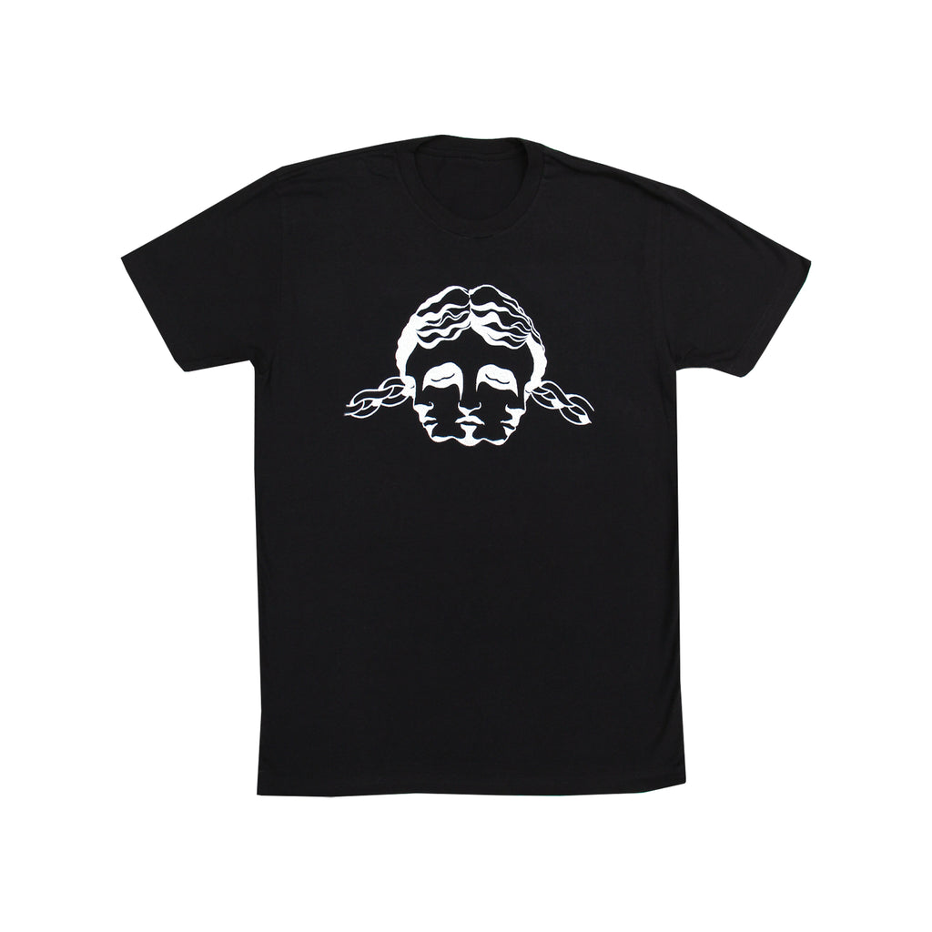 Book of Law Black T-Shirt