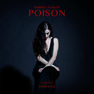 "Limited Edition Marissa Nadler 7"" LP Poison"