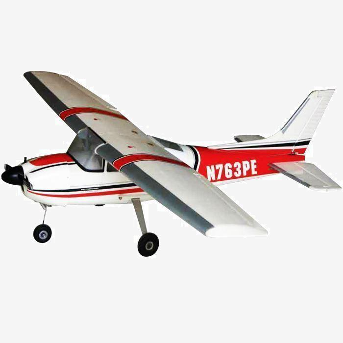 "VMAR Cessna 182 Skylane ARF Kit - Red (63.5"" Wingspan)"