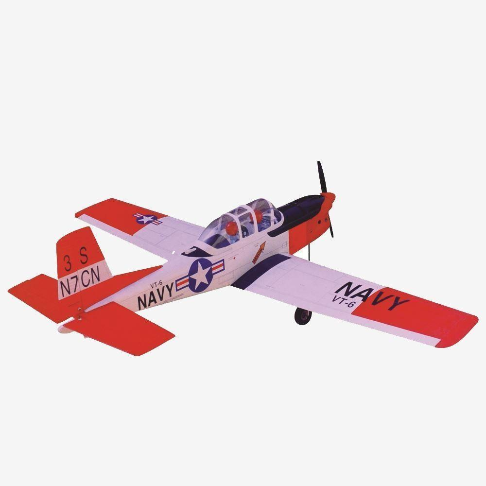 "VMAR T-34C Turbo Mentor ARF Kit (63"" Wingspan)"