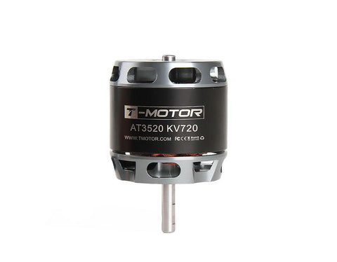 T-Motor AT3520 Long Shaft 550KV Brushless Motor - Fixed Wing