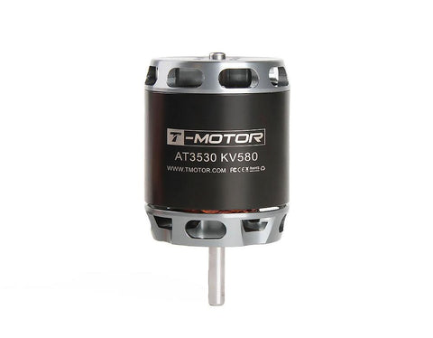 T-Motor AT3530 Long Shaft 580KV Brushless Motor - Fixed Wing