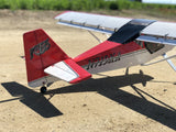 "VMAR Kitfox EP ARF Kit - Red (62"" Wingspan)"