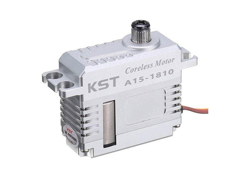 KST A15-1810 18KG Coreless High Torque Metal Gear Digital Servo