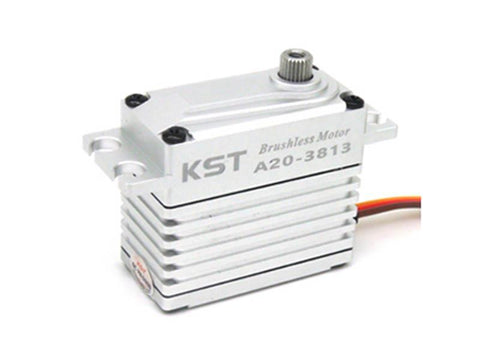 KST A20-3813 38KG Brushless High Torque Metal Gear Digital Servo
