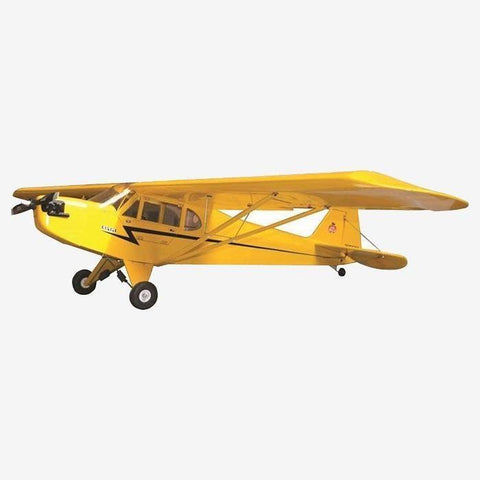 "VMAR J3 Piper Cub Giant Scale ARF Kit (80"" Wingspan)"
