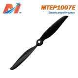 Maytech Electric Propeller - Length x Pitch: 10.0 x 7.0