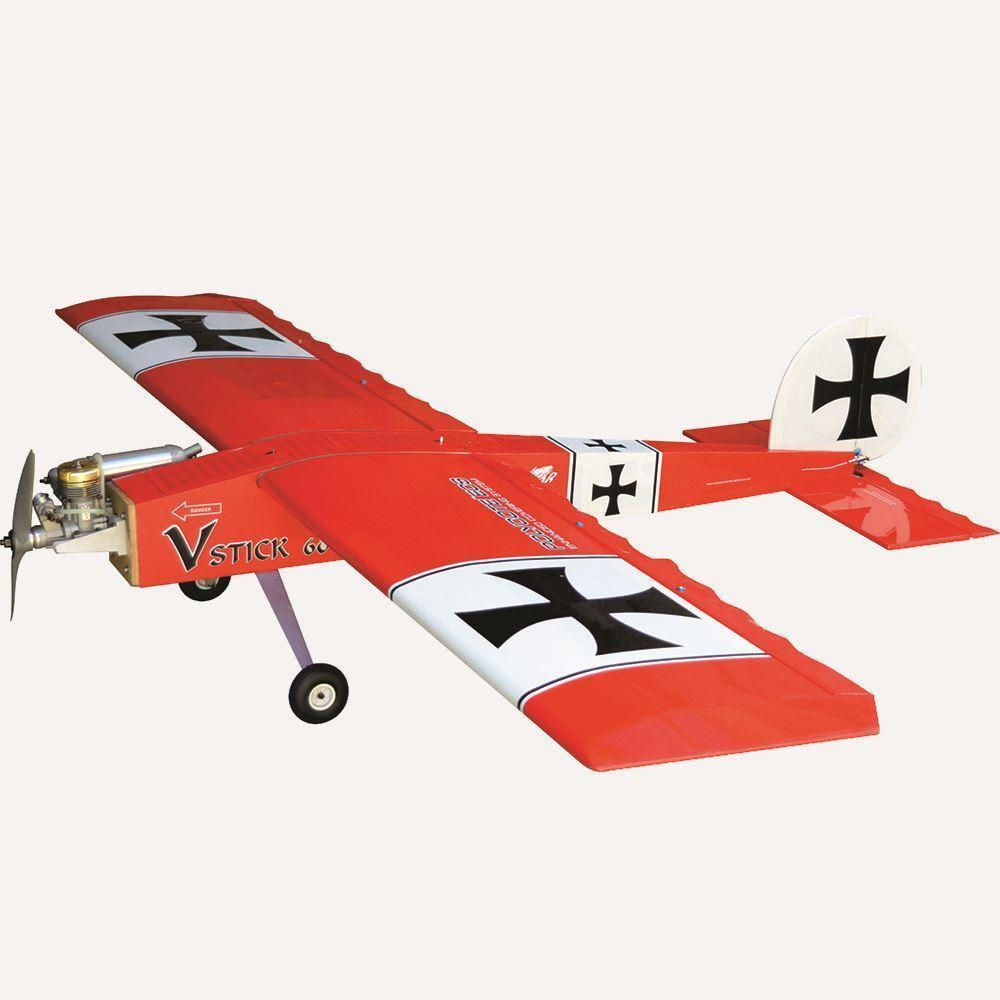 "VMAR V-Stick 60 ARF Kit (73"" Wingspan)"