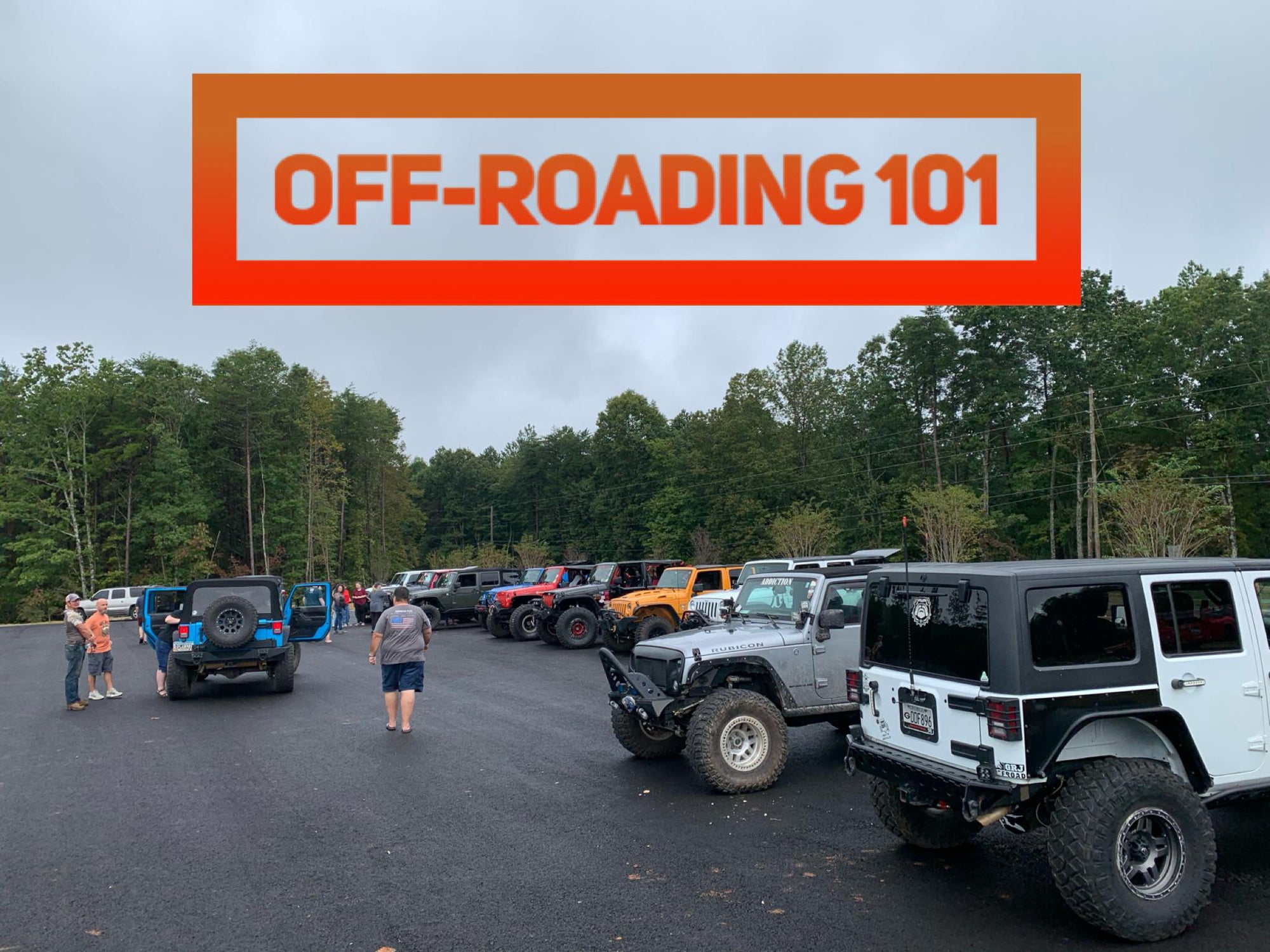 Off-roading 101 - Offroad Adventures - Oraoffroad.com