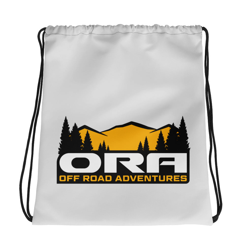 ORA Custom Design Drawstring Bag - Offroad Adventures - Oraoffroad.com