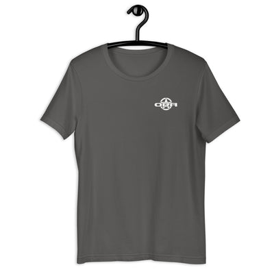 Flag and Arrow Unisex T-Shirt - Offroad Adventures - Oraoffroad.com