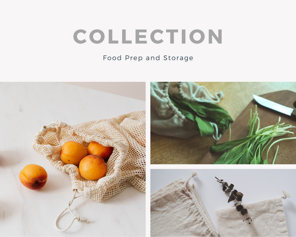 FOOD PREP AND STORAGE