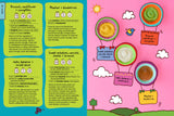 Ella's Kitchen First Foods Book includes fun and easy to follow baby food recipes, including purees and weaning food.
