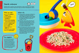 Ella's Kitchen First Foods Book includes weaning recipes and solid food recipes for babies and toddlers
