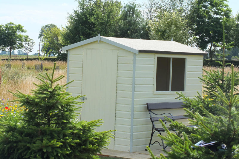 Lewis (7' x 5') Professional Storage Apex Shed