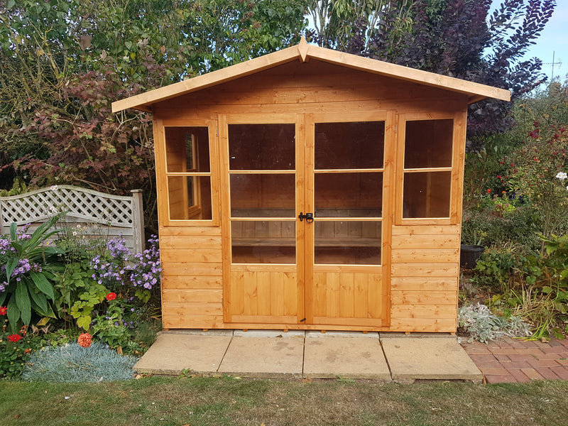 Milton Summerhouse (8' x 6')