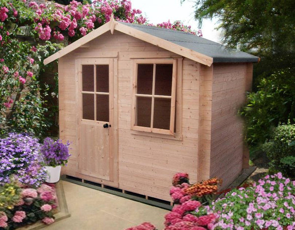 Avesbury Log Cabin - Various Sizes Available