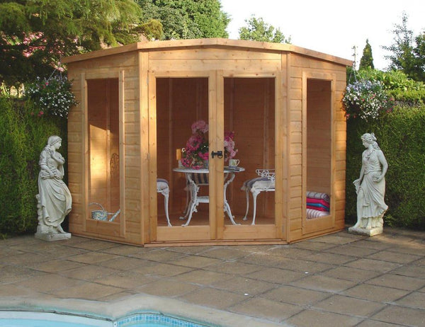 Barclay Corner Summerhouse (8' x 8)
