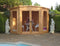 Barclay Corner Summerhouse (7' x 7')