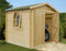 Bradley Log Cabin - Various Sizes Available