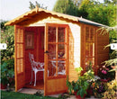 Buckingham Summerhouse (7' x 7')