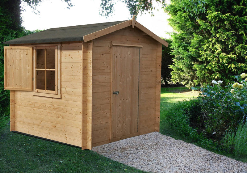 Camelot Log Cabin - Various Sizes Available