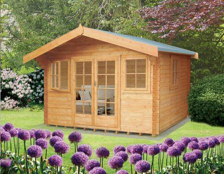 Clipstone Log Cabin - Various Sizes Available