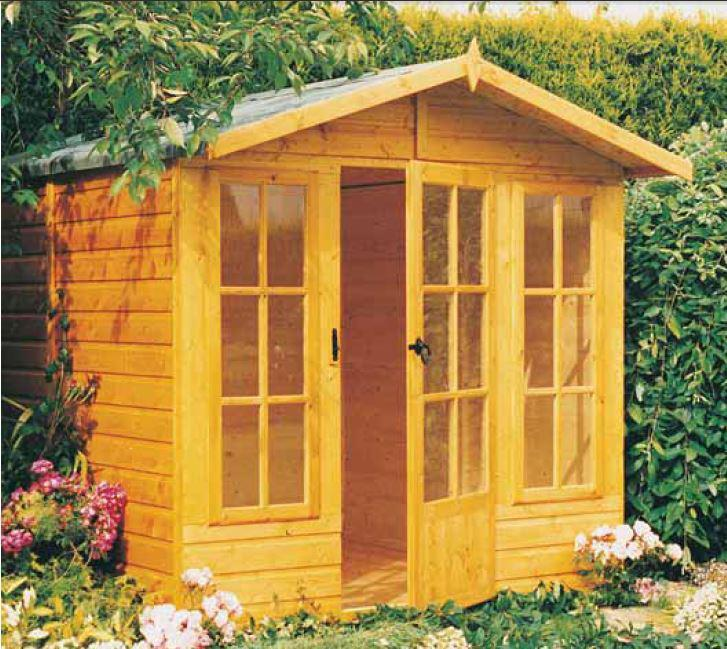 Elton Summerhouse (7' x 6')