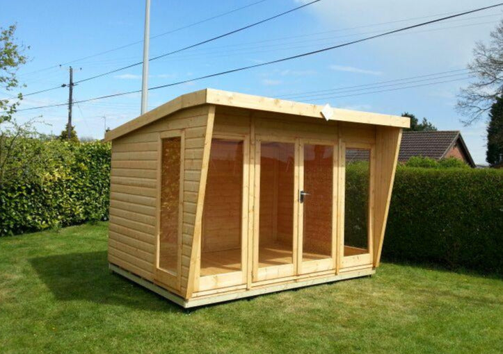 Highclere Summerhouse (10' x 8')
