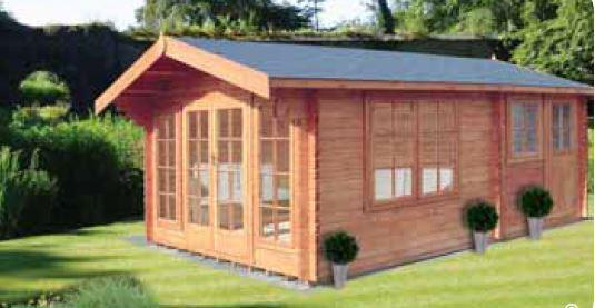 Keilder Log Cabin - Various Sizes Available
