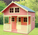Lodge Playhouse (8' x 9')