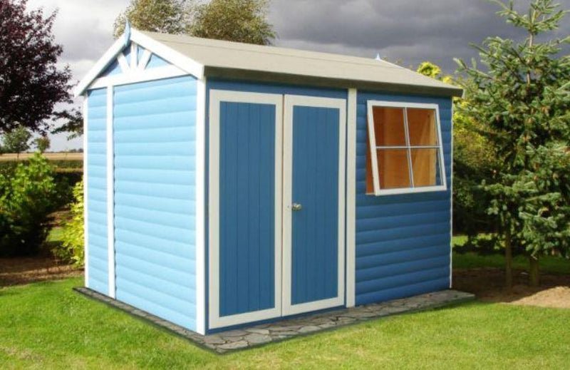 Goodwood Mammoth (10' x 7') Professional Tongue and Groove Apex Shed