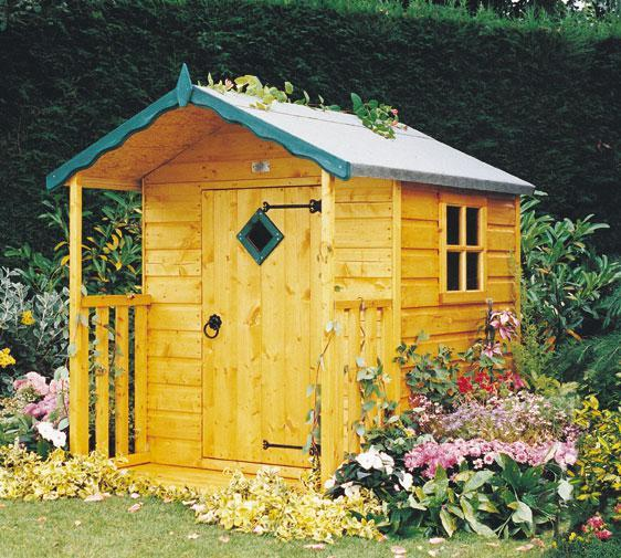 Hide Playhouse (4' x 4')
