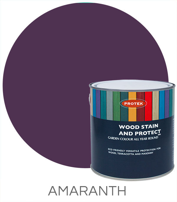 Protek Wood Stain and Protect - Amaranth