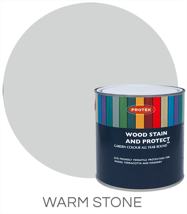 Protek Wood Stain & Protect - Warm Stone