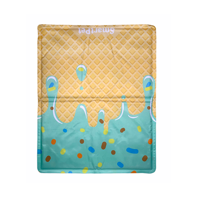 SmartPet - Cool Mat Rectangular, Helados - Talla Small
