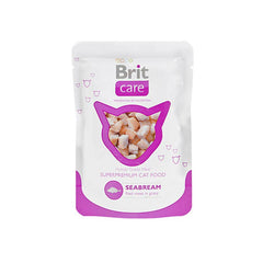 Brit - Cat Seabream pouch x 80g